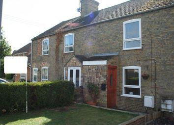 Thumbnail 2 bed cottage to rent in Horsegate, Deeping St James, Peterborough, Lincolnshire