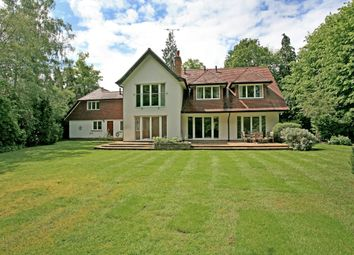 Thumbnail 5 bed detached house to rent in Islet Road, Maidenhead