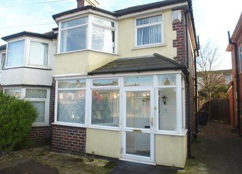 Thumbnail 3 bedroom property to rent in Ermington Crescent, Hodge Hill, Birmingham