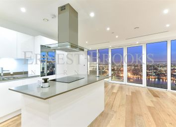 Thumbnail 1 bed flat to rent in Arena Tower, 25 Crossharbour Plaza
