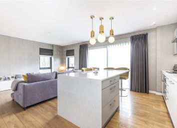 Thumbnail 3 bed flat for sale in Boathouse Apartments, 8 Cotall Street, London