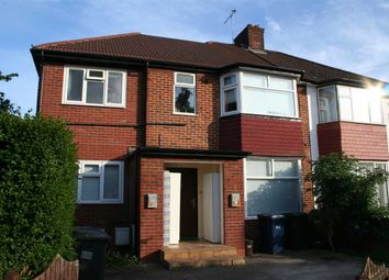 Thumbnail 3 bed semi-detached house to rent in Cleveland Gardens NW2, Cricklewood