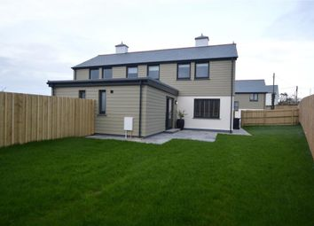 Thumbnail 3 bed semi-detached house for sale in Copperhouse Mews, Sea Lane, Hayle, Cornwall
