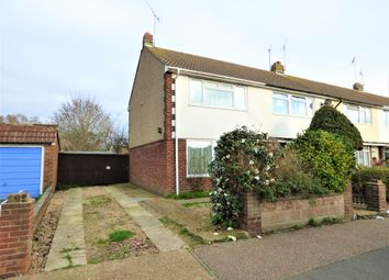 Thumbnail 2 bed end terrace house to rent in West Way, Wick, Littlehampton