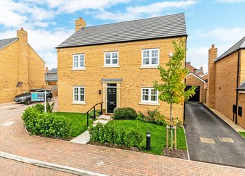 Thumbnail 4 bed detached house for sale in Bitteswell Court, Runcorn