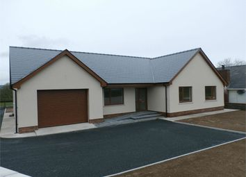 Thumbnail 3 bed detached bungalow for sale in Maes Wythan, Saron, Llandysul, Carmarthenshire