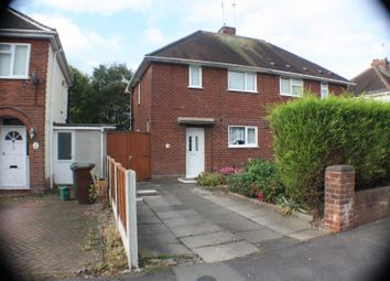 Thumbnail 2 bed semi-detached house for sale in Colman Avenue, Wolverhampton