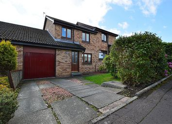 Thumbnail 3 bed terraced house for sale in Weavers Crescent, Kirkcaldy