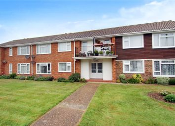 Thumbnail 2 bed flat for sale in Shaftesbury Road, Rustington, West Sussex