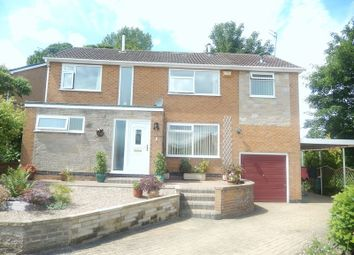 Thumbnail 5 bedroom detached house to rent in Digby Hall Drive, Gedling, Nottingham