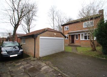 Thumbnail 4 bed detached house for sale in Bailey Close, High Wycombe