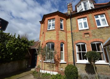 Thumbnail 3 bed semi-detached house for sale in Strachan Place, Wimbledon, London