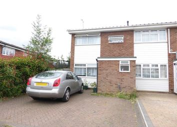 Thumbnail 3 bed property to rent in Great Cob, Springfield, Chelmsford