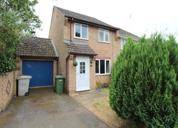 Thumbnail 3 bed semi-detached house to rent in Springfield Way, Oakham