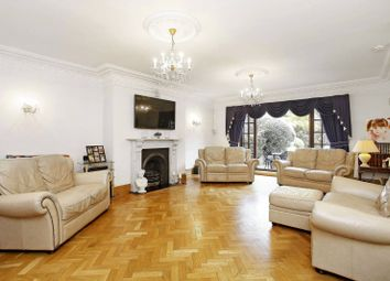 Thumbnail 5 bedroom detached house for sale in Oakwood Park Road, Southgate