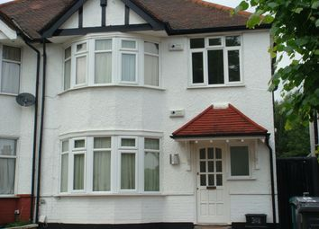 Thumbnail 1 bed flat to rent in Fairfield Crescent, Edgware