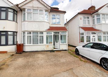 Thumbnail 5 bed semi-detached house to rent in Kenton Road, Harrow