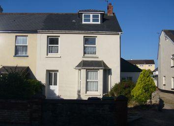 Thumbnail 2 bed maisonette to rent in Gestridge Road, Kingsteignton