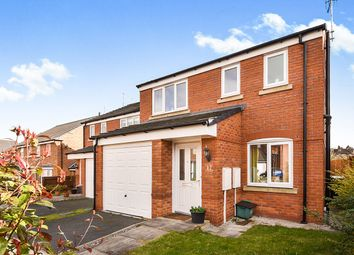 Thumbnail 3 bedroom detached house to rent in Snowgoose Way, Newcastle-Under-Lyme