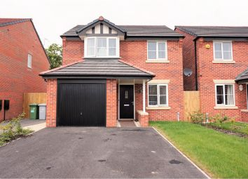 Thumbnail 3 bed detached house for sale in Clive Way, Middlewich