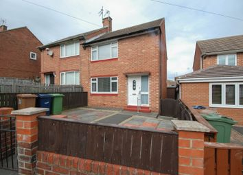 Thumbnail 2 bed semi-detached house for sale in Rotherfield Square, Sunderland