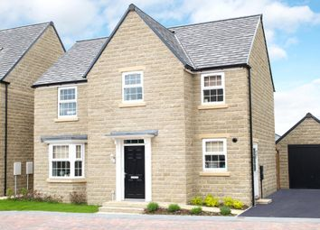 """Thumbnail 4 bedroom detached house for sale in """"Mitchell"""" at Manywells Crescent, Cullingworth, Bradford"""