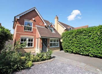Thumbnail 3 bed detached house for sale in Lambwath Stream, Didcot