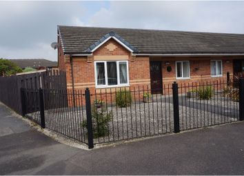 Thumbnail 2 bed semi-detached bungalow for sale in St. Helens Street, Barnsley