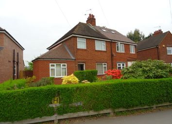 Thumbnail 4 bed semi-detached house for sale in Charter Avenue, Coventry