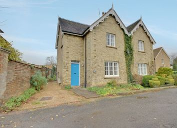 Thumbnail 2 bed semi-detached house to rent in Church Green, Ramsey, Huntingdon