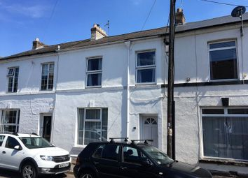 Thumbnail 3 bed terraced house for sale in Portland Street, French Weir, Taunton
