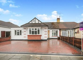 Thumbnail 3 bed semi-detached bungalow for sale in Oaken Grange Drive, Southend-On-Sea