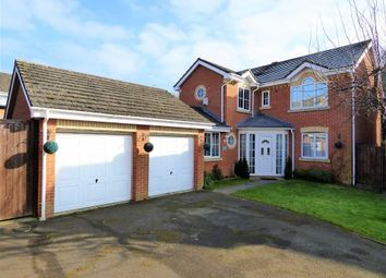Thumbnail 4 bed detached house for sale in Primrose Walk, Woodford Halse, Northants