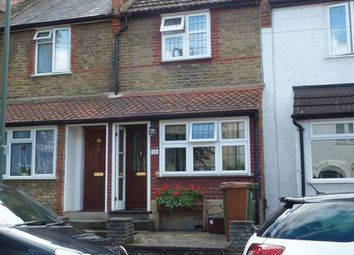 Thumbnail 2 bedroom terraced house to rent in Stafford Road, Sidcup