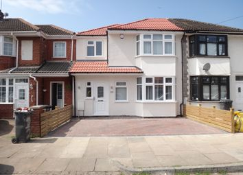 Thumbnail 5 bedroom semi-detached house for sale in Brackenthwaite, Rushey Mead, Leicester