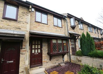 Thumbnail 2 bedroom town house for sale in The Combs, Thornhill, Dewsbury, West Yorkshire