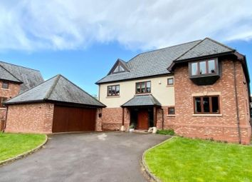 Thumbnail 5 bed detached house for sale in Cypress Gardens, Overbury Road, Hereford