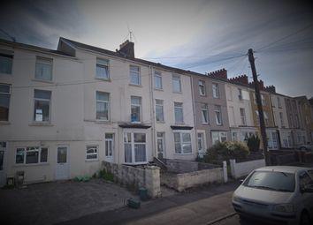 Thumbnail 2 bed flat to rent in Brunswick Street, Swansea