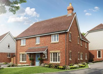 Thumbnail 4 bed detached house for sale in Tenterden Road, Rolvenden, Cranbrook