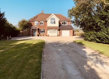 Thumbnail 5 bed detached house for sale in Hinckley Road, Cadeby, Nuneaton