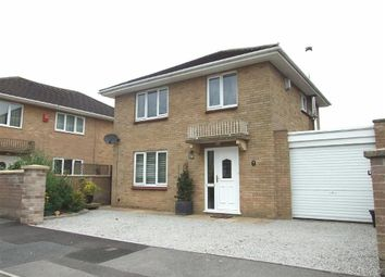 Thumbnail 4 bed detached house for sale in Herons Court, Bowerhill, Melksham