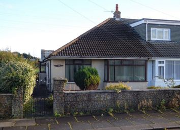 Thumbnail 2 bed semi-detached bungalow for sale in Norwood Drive, Torrisholme, Morecambe