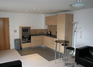 Thumbnail 1 bed flat to rent in Barton Place, 3 Hornbeam Way, Manchester