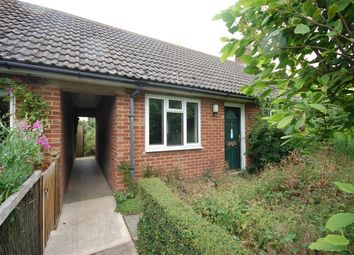 Thumbnail 1 bedroom semi-detached bungalow for sale in Waterperry Road, Worminghall, Buckinghamshire