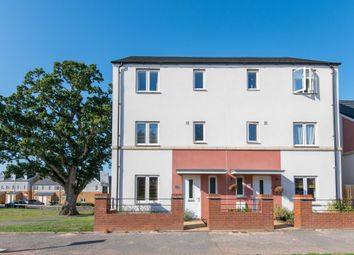 Thumbnail 4 bed town house for sale in Tillhouse Road, Cranbrook, Exeter