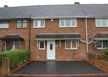 Thumbnail 3 bed terraced house to rent in Wesley Road, Codsall, Wolverhampton
