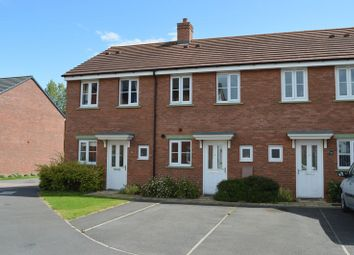 Thumbnail 2 bed terraced house for sale in Cloisters Way, St. Georges, Telford