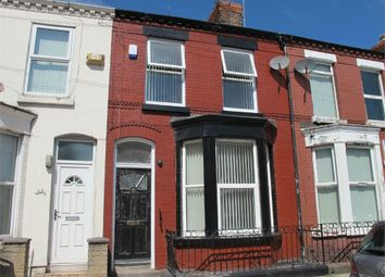 Thumbnail 2 bedroom terraced house for sale in Bagot Street, Liverpool, Merseyside
