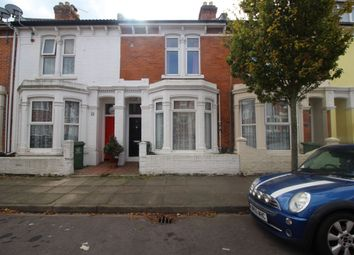 Thumbnail 5 bedroom terraced house to rent in Edmund Road, Southsea