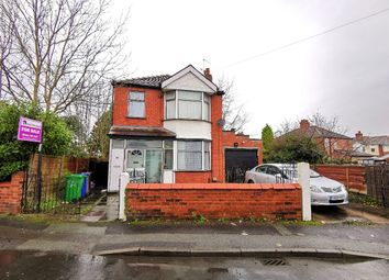 Thumbnail 3 bed detached house for sale in Wald Avenue, Fallowfield, Manchester